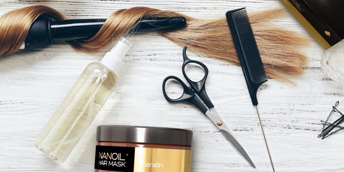 [HIT!] Maska Nanoil Keratin Hair Mask – dlaczego tak dobrze działa na włosy?